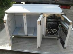 Холодильные столы из нержавеющей стали
