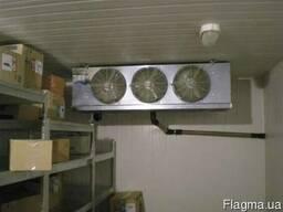 Холодильные установки для заморозки и охлаждения.Крым.
