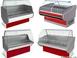 Холодильные витрины Полюс для мяса и молочной продукции