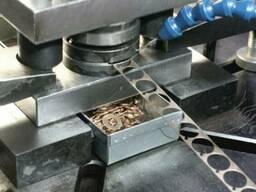 Холодная штамповка металла Штампы, прессформы