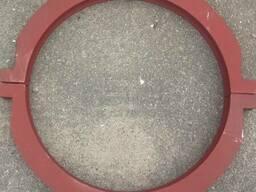 Хомуты литые ОГМ 1, 5 полумесяц