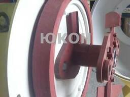 Хомуты стяжные литые для гранулятора ОГМ 1,5