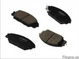 Хонда Аккорд 1997 - 2003 - Задние дисковые тормозные колодки