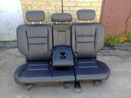 Honda CR-V 07-11 Кресла заднее и салон