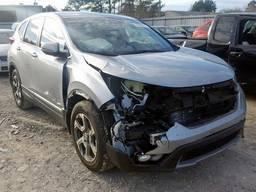 Honda-cr-v-2018-запчасти-разборка киев