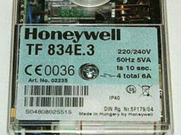 Honeywell TF 834.3