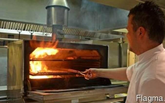 Хоспер (печь на древесном угле). Мангал, гриль, барбекю
