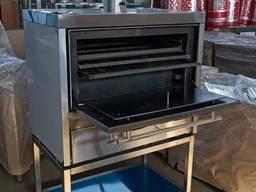 Хоспер, печь на углях, гриль - мангал, закрытый мангал