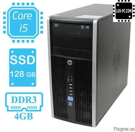 HP Compaq 6200 / i5-2400 (3.1-3.4 ГГц) / RAM 4 / SSD 128 gb