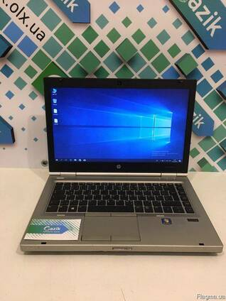 "HP EliteBook 8470p   14"" HD   i5-3320M (2.6 ГГц)   4 GB 320"