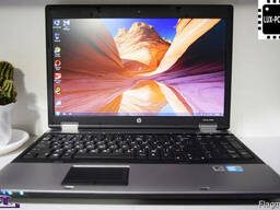 HP ProBook 6550b / Intel Core i5-450M 2.4ГГц / Ram 4 / Hdd 2