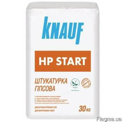 HP START Штукатурка стартовая 30 кг