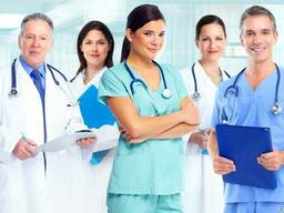 HR-подбор персонала клиники