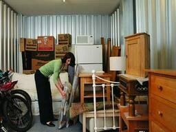 Хранение вещей при ремонте квартиры в Симферополе и Ялте