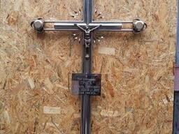 Хрест із нержавіючої сталі , хрест нержавіючий