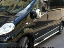 Хром-накладки VW T5 T4,Mercedes Vito Viano Sprinter, Renault