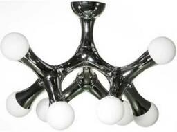 Хромирование деталей люстр и других декоративных элементов
