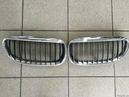 Хромированная решетка радиатора для BMW E63 E64 с разборки