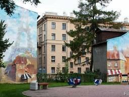 Художественная роспись стен, квартиры, дома, клубы, офисы.