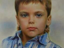 Художественный портрет по фото как подарок - фото 2