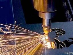 Художественные изделия из листового металла от 0,5 до 30 мм
