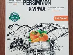 Хурма сушеная (производство Узбекистан)