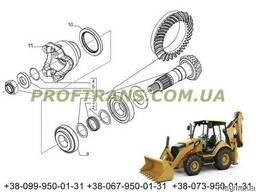 Хвостовик и планетарка Caterpillar 428 катерпилер редуктор