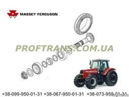 Хвостовик и планетарка Massey Ferguson MF 680 редуктор