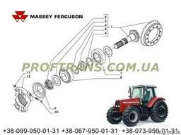 Хвостовик и планетарка Massey Ferguson MF8210 MF8250