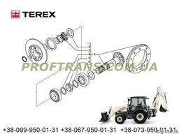 Хвостовик и планетарка TEREX 860 терекс редуктор