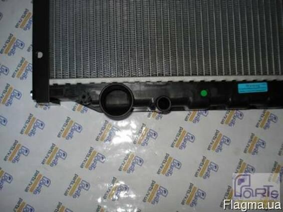 HW1031004 Радиатор, охлаждение двигател Hinghway