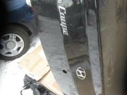 Hyundai Coupe ляда крышка багажника с стеклом 2002-2009 г.