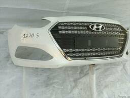 Hyundai i40 2012-2014 Передний бампер разборка б\у