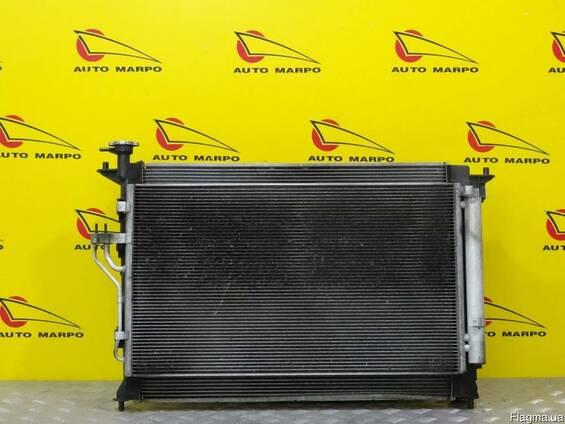Hyundai ix35 2012-2014 Радиатор авторазборка б\у