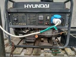 Сервис генераторов Hyundai