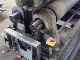 И2222 Вальцы листогибочные до 16мм на 1800-2000 мм