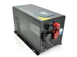ИБП настенный с правильным синусом Ritar RTSWm-MPPT-MPS-6048, 6000W, 48V, ток заряда. ..