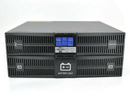 ИБП On-Line INVT HR1106XS 6KVA/6kW RACK 192В, Встроенная батарея 12V 7 Ah х 16 шт. ..
