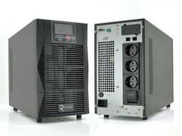 ИБП On-Line INVT HT1101S 1KVA/0. 9kW 36В, Встроенная батарея 12V 7 Ah х 3 шт. ..