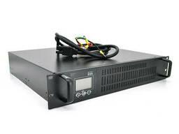 ИБП с правильной синусоидой Online Ritar RT-2KL-LCD, RACK 2000VA (1800Вт), 72В, Ток. ..