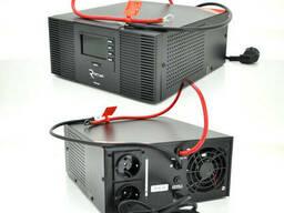 ИБП с правильной синусоидой Ritar RTSWrl-600 (420Вт), 12В с переключнием тока заряда. ..
