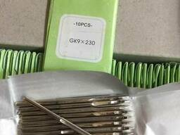 Иглы для мешкозашивочной машины GK9-2 уп. 10 шт (GK9 х 230)