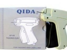 Игольчатый пистолет Qida для крепления бирок на ткани