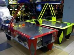 Игровой автомат Аэрохоккей Air Fast Track