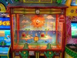 Игровой автомат с выдачей призов Chameleon Paradise