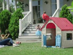 Игровой домик Keter Foldable Play House ( Wonderfold )