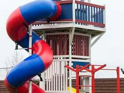 Игровой комплекс Маяк, детские площадки