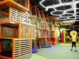 Игровой комплекс Мазевей, детские площадки