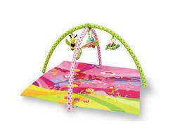 Игровой коврик Lorelli Fairy tales pink 89x84 (Сказка)