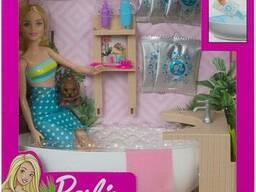 Игровой набор Барби Ванная комната, Barbie Fizzy Bath